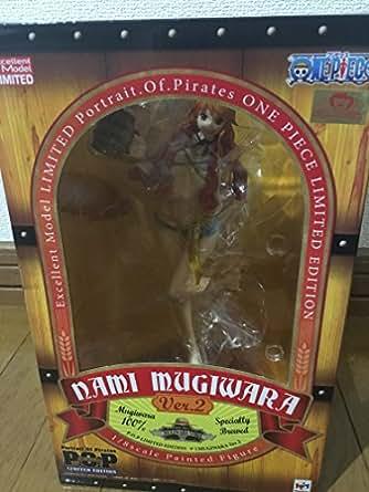 "ONE PIECE ポートレートオブパイレーツ ""LIMITED EDITION"" ナミMUGIWARA Ver.2[KANPAI!!] 1/8スケール"
