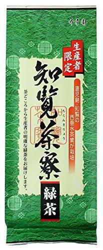 生産者限定の知覧茶寮 緑茶 80g