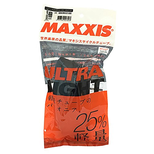 MAXXIS(マキシス) UL TUBE 26×1.90/2.125 仏 60 mm IB63832100
