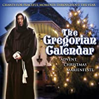 Gregorian Calendar: Advent Christmas Marienfeste