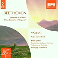 Symphony 9 / Piano Concertos by Beethoven