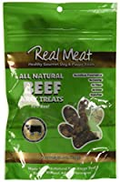 Canz Real Meat JERKY Healthy Cat Dog Reward Treats BEEF 4 oz