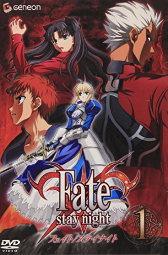Fate/stay night 1<通常版> [DVD]の詳細を見る