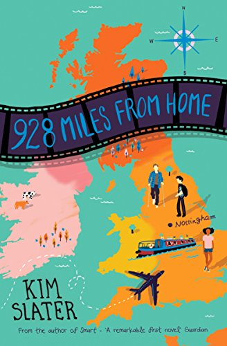 928 Miles from Home (English Edition)