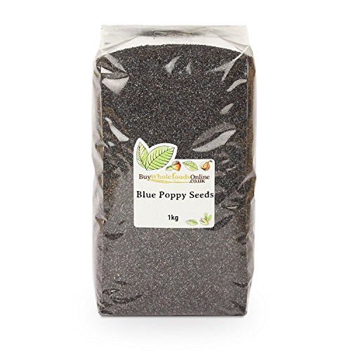 Buy Whole Foods Poppy Seeds Blue 1 Kg