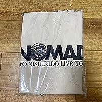 錦戸亮 ライブツアー NOMAD グッズ トートバッグ