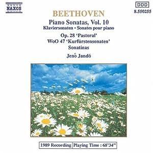 Piano Sonatas 15 & 33-35 / Sonata Movements