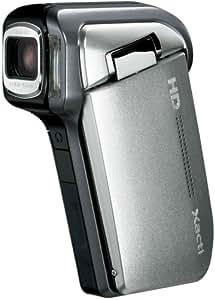 SANYO ハイビジョン デジタルムービーカメラ Xacti (ザクティ) DMX-HD700 シルバー DMX-HD700(S)