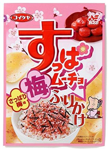 ニチフリ食品 すっぱムーチョ さっぱり梅味 ふりかけ ...