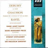 Debussy/Ravel/Chausson;La M