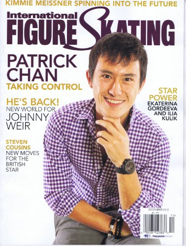 International Figure Skating [US] December 2012 (単号)