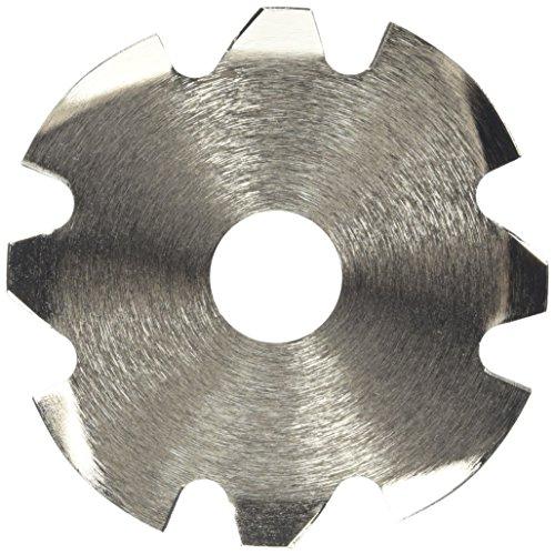 巻付き防止カッター/変則刃