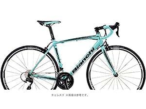 BIANCHI(ビアンキ) CYCLE 2018 IMPULSO TIAGRA(2x10s)ロードバイク チェレステ 53