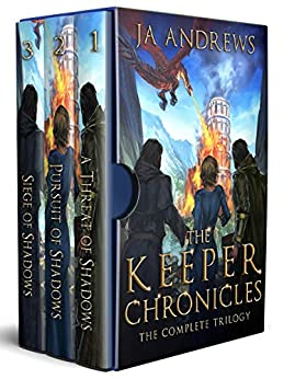 The Keeper Chronicles: The Complete Epic Fantasy Trilogy by [Andrews, JA]