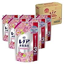 【ケース販売】 レノア 本格消臭 柔軟剤 フルーティーソープ 詰め替え 超特大 1400ml ×6個
