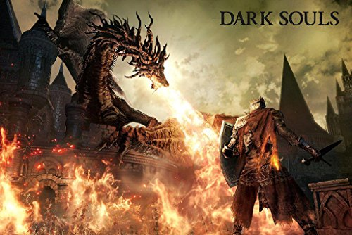 Dark Souls Poster - III (91,5c...