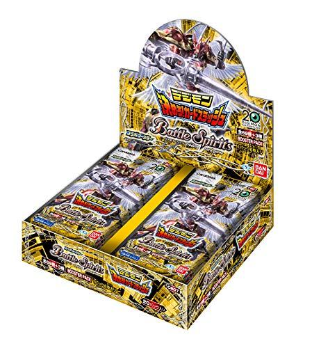 バトルスピリッツ コラボブースター デジモン 決めろ!カードスラッシュ ブースターパック【CB07】(BOX)