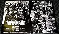 THE RAMPAGE from EXILE TRIBE [100degrees] 告知ポスター & 非売品ポスター 2種セット