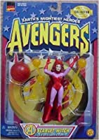 【EARTHS MIGHTIEST HEROES AVENGERS 】SCARET WITCH with Gravity Defyying Hex Blast