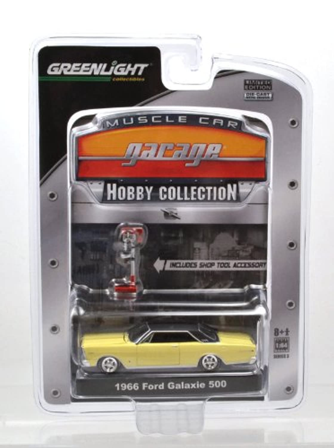 GREENLIGHT 1:64 MUSCLE CAR