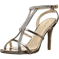 Qupid Womens Single Sole Sandal