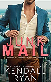 Junk Mail by [Ryan, Kendall]