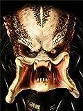 "Movie Film The Predator Illustration Alien Monster Sci Fi 18x 24""ポスターアート印刷lv10200"