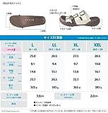 3本バックルベルトサンダル(メンズ)/日本製 CJTR5402 リゲッタカヌー画像④