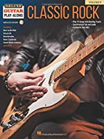 Classic Rock: Includes Downloadable Audio (Deluxe Guitar Play-Along)
