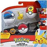 Pokémon Clip 'N' Go Poké Ball Belt Set Standard