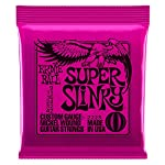 【国内正規輸入品】ERNIE BALL アーニーボール エレキギター弦 2223 Super Slinky スーパースリンキー