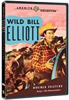 Wild Bill Elliott Double Feature: Fargo / The Homesteaders [DVD] [Import]