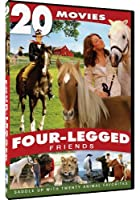 Four-Legged Friends-20 Movie Collection [DVD] [Import]
