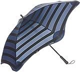 (ムーンバット)MOONBAT ブラント CLASSIC紳士長傘 (耐風傘) ボーダー