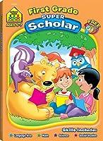 First Grade Super Scholar: Grade 1 (Super Scholar Workbook)