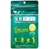 キャンプ用品 食料品フード ミドリ安全 フィットネス・健康 フード塩熱サプリ 22174