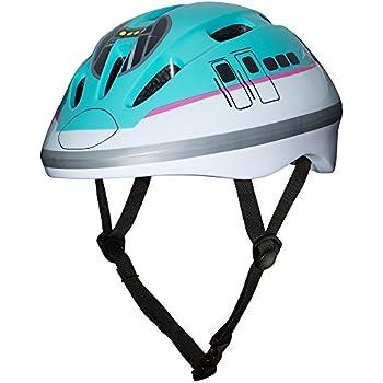 BRUJULA(ブルジュラ) キッズヘルメット 新幹線 はやぶさE5系