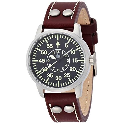 [ラコ]LACO 腕時計 パイロット 自動 巻き 5気圧 防水 メンズ 861799 トウキョウ メンズ 【正規輸入品】