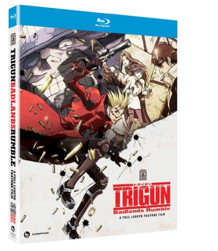 劇場版トライガン TRIGUN Badlands Rumble (北米版) [Blu-ray]
