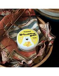 (美健)BIKEN カサカサ鼻にひと塗り リフレッシュメントバーム フルーティ エッセンシャルオイル(精油)のみで香り付け