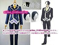 ウィッグ1点(色選択自由)+マスク+手袋付き★この素晴らしい世界に祝福を バニル コスプレ衣装