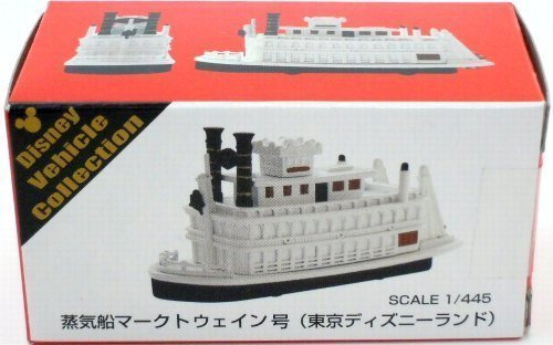 RoomClip商品情報 - 【東京ディズニーリゾート 蒸気船マークトウェイン号 トミカ】 TDR Disney Vehicle Collection TDL Mark Twain Riverboat Tomica