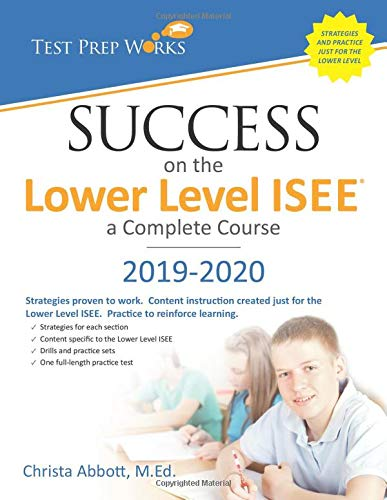 Download Success on the Lower Level ISEE - A Complete Course 1939090032