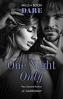 One Night Only by [Harroway, Jc, Harroway, JC]