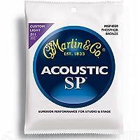 Martin アコースティックギター弦 SP ACOUSTIC(92/8 Phospher Bronze) MSP-4050 Custom Light .011-.052