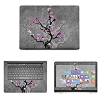 Decalrus - Protective Decal Skin skins Sticker for Dell Inspiron i5447 (14 Screen) case cover wrap DEinspironi5447-34