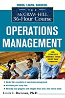 Operations Management (The Mcgraw-Hill 36 Hour Course)
