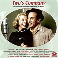 Two's Company: Vocal Duets by Major Recording Stars by Various (2008-11-18)