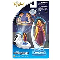 Tech 4 Kids Story Time Theater Press & Play Tangled Toy [並行輸入品]