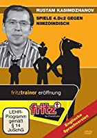Meet the Nimzo-Indian with 4. Qc2 - Rustam Kazimdzhanov [並行輸入品]